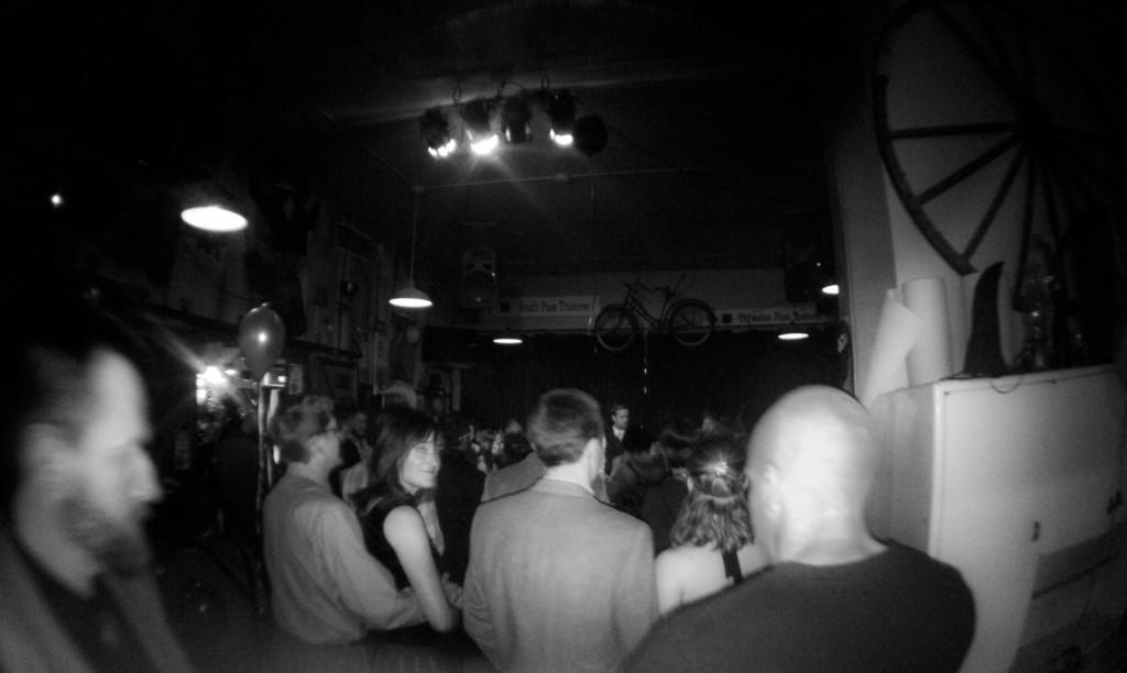 New Year at the Lander Bar